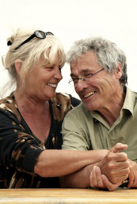 Older Couple | Fairfield Dentist