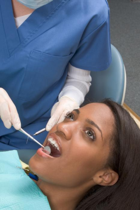 Woman at Dentist | Dental Fillings Fairfield NSW