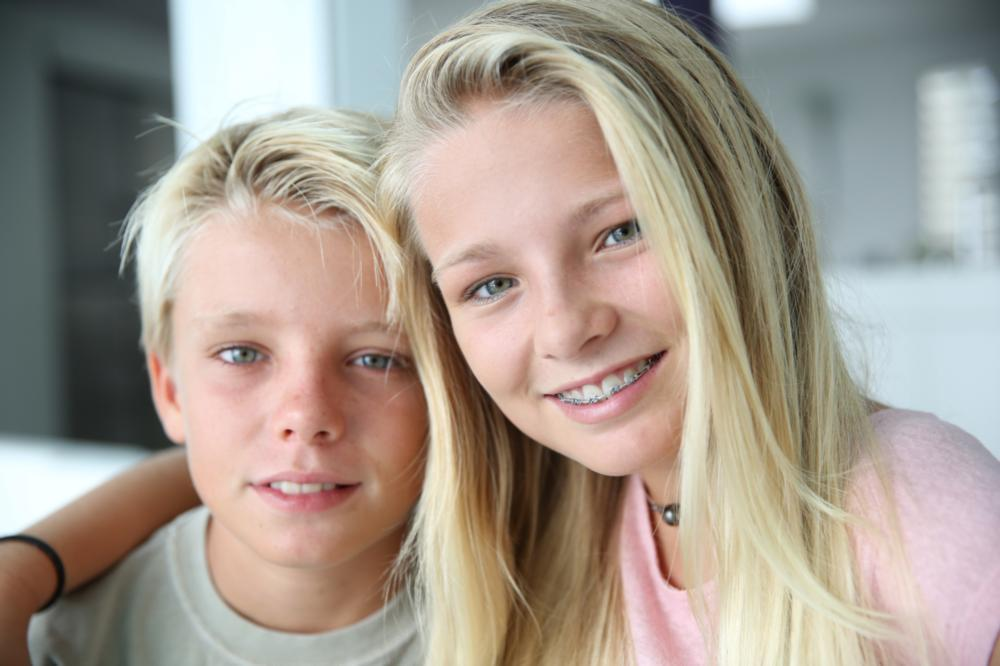 Kids with Braces | Childrens dentistry fairfield nsw