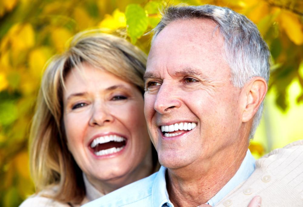 Couple Smiling | Dental Bridges Fairfield NSW