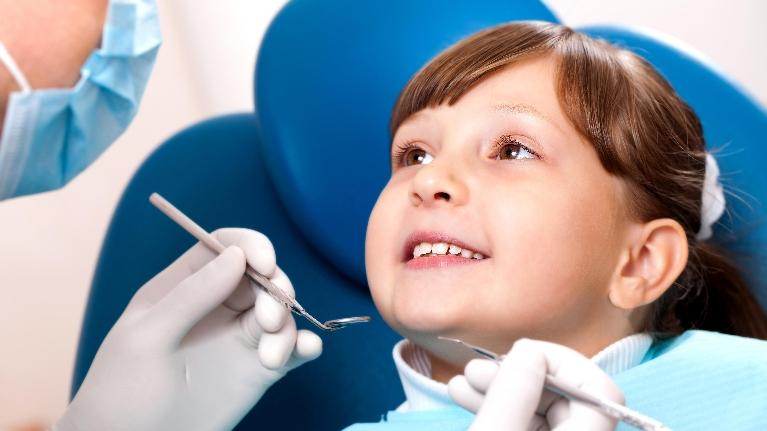 Child at Dentist | Dentist Fairfield NSW